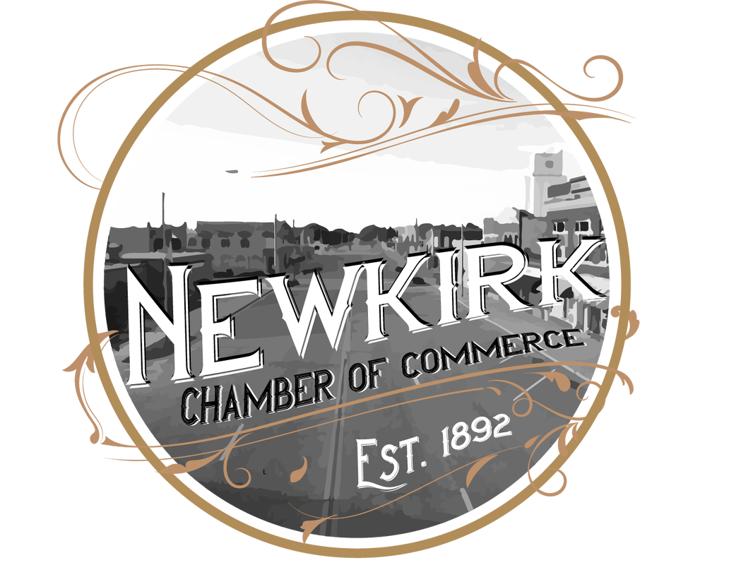 Newkirk Chamber of Commerce Logo